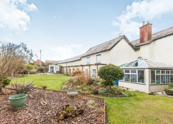 Thumbnail 4 bed semi-detached house for sale in North Street, Witheridge, Tiverton