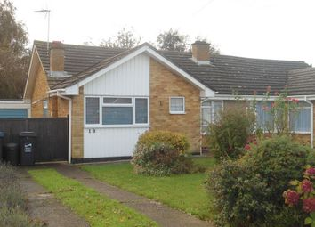 Thumbnail 2 bed semi-detached bungalow to rent in Seamark Close, Monkton, Ramsgate