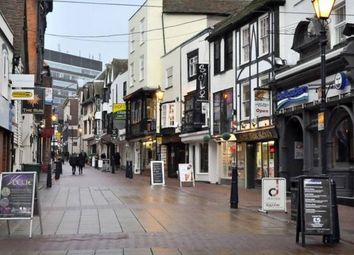 Thumbnail 1 bedroom flat to rent in Bank Street, Maidstone