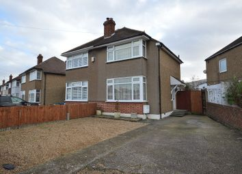 Thumbnail 2 bed semi-detached house for sale in Oakcroft Villas, Chessington, Surrey
