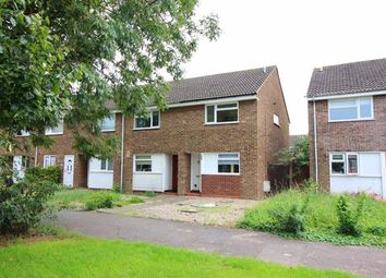 Thumbnail 2 bedroom end terrace house to rent in Magenta Close, Bletchley, Milton Keynes