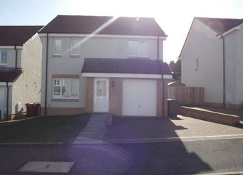 Thumbnail 3 bed detached house to rent in Wester Newlands Drive, Falkirk