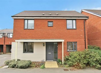 Thumbnail 3 bedroom detached house for sale in Moore Close, Wootton, Bedfordshire