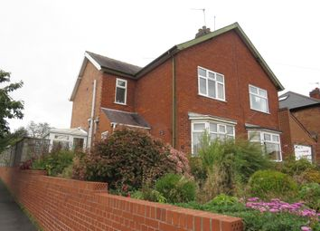 Thumbnail 3 bed semi-detached house for sale in Vicarage Road, Mickleover, Derby