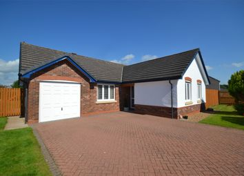 Thumbnail 3 bed detached bungalow for sale in Jubilee Gardens, Bigrigg, Egremont, Cumbria