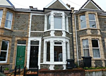 Thumbnail 2 bed terraced house for sale in Atlas Road, Victoria Park, Bristol