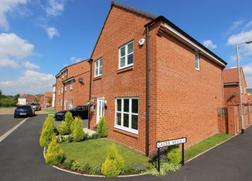 Thumbnail 3 bed detached house for sale in The Lanes, Darlington