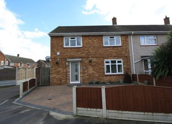 Thumbnail 3 bed end terrace house for sale in Morant Road, Grays