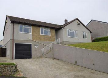 Thumbnail 4 bed detached bungalow for sale in Thorn Close, Five Lanes, Launceston