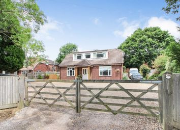 Thumbnail 4 bed detached house for sale in Greenaway Lane, Warsash, Southampton