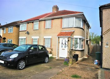 Thumbnail 4 bed semi-detached house for sale in Shakespeare Avenue, Hayes