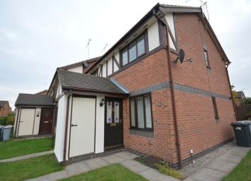 Thumbnail 2 bed flat to rent in Kestrel Drive, Crewe