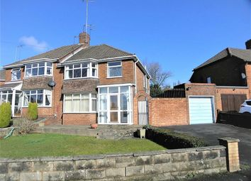 Thumbnail 3 bed semi-detached house for sale in Dalwood Close, Bramford Estate, Coseley