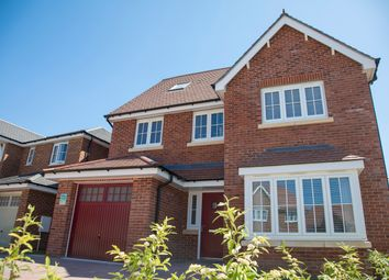 Thumbnail 5 bed detached house for sale in The Criccieth, Off Old Hall Lane, Hawarden