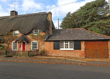 Romsey Road, Lockerley, Romsey SO51. 3 bed semi-detached house for sale
