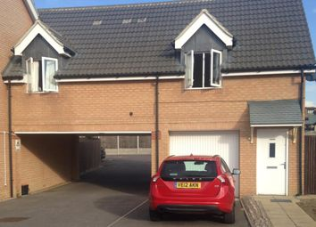 Thumbnail 2 bedroom detached house to rent in Petunia Avenue, Minster On Sea, Sheerness
