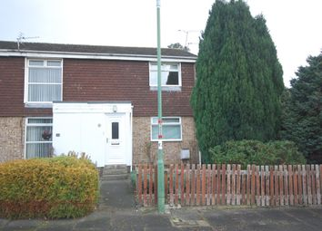 Thumbnail 2 bed flat for sale in Barrasford Road, Newton Hall, Durham