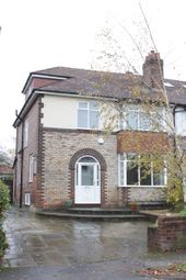 Thumbnail 4 bed semi-detached house for sale in Alstead Avenue, Hale, Altrincham, Greater Manchester