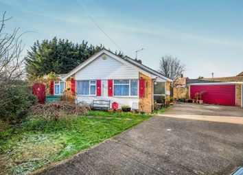 Thumbnail 3 bed bungalow for sale in Trewenna Drive, Chessington, Surrey, England
