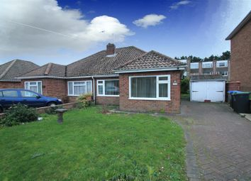 Thumbnail 2 bed semi-detached bungalow for sale in Crabtree Lane, Lancing