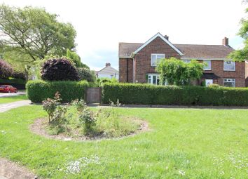 Thumbnail 3 bed semi-detached house for sale in 37A Laceby Road, Grimsby, N.E. Lincs.
