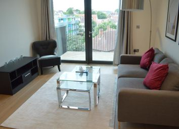 Thumbnail 1 bed flat to rent in Redwood House, Emerald Gardens, Wembley Park