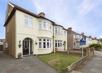Thumbnail 4 bed semi-detached house for sale in Glebe Way, Hornchurch