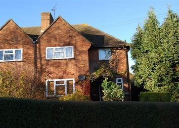 Thumbnail 1 bed maisonette to rent in Hubbards Road, Chorleywood, Rickmansworth