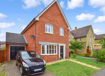 Thumbnail 3 bed detached house for sale in Caesar Avenue, Kingsnorth, Ashford, Kent