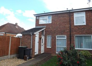 Thumbnail 3 bed end terrace house for sale in Teal Road, Biggleswade, Bedfordshire