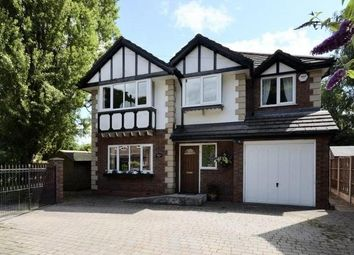 Thumbnail 4 bed detached house to rent in Attenburys Lane, Timperley