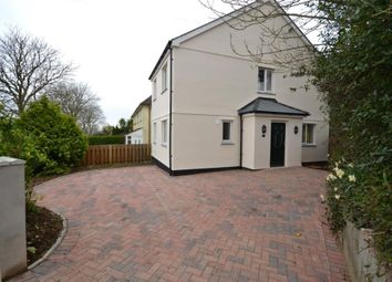 Thumbnail 4 bed detached house to rent in Sunrising, Looe, Cornwall