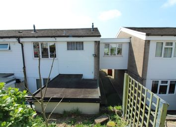 Thumbnail 4 bed terraced house for sale in Christina Crescent, Rogerstone, Newport