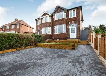 Thumbnail 3 bed semi-detached house for sale in Bakerdale Road, Bakersfield, Nottingham