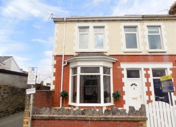Thumbnail 4 bed end terrace house for sale in Ena Avenue, Neath