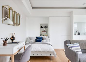 Sloane Avenue Mansions, Sloane Avenue, Chelsea SW3. Studio for sale