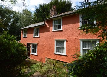 Thumbnail 3 bed cottage for sale in Broadway, Malting Lane, Clare, Sudbury