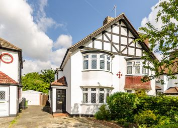Thumbnail 3 bed semi-detached house for sale in Hayes Wood Avenue, Bromley