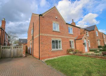 Thumbnail 2 bed semi-detached house for sale in North Street, Middle Rasen, Lincolnshire