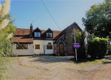 Thumbnail 5 bedroom detached house for sale in School Lane, Beauchamp Roding
