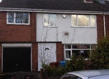 Thumbnail 6 bed shared accommodation to rent in Amherst Road, Manchester, Greater Manchester