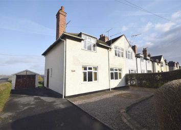 Thumbnail 3 bed semi-detached house for sale in Main Street, Horsley Woodhouse, Ilkeston