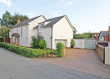 Thumbnail 5 bed detached house for sale in Town Lane, Woodbury, Exeter