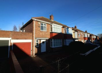 Thumbnail 3 bed semi-detached house to rent in Bourne Avenue, Fenham, Newcastle Upon Tyne