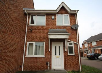 Thumbnail 3 bed terraced house for sale in St. Alban Court, Gipton, Leeds