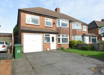 Thumbnail 5 bed semi-detached house for sale in Havers Avenue, Hersham Village, Surrey