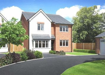 Thumbnail 4 bedroom detached house for sale in Plot 4, Weavers Rise, Upper Chirk Bank, Oswestry, Shropshire