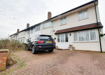 Thumbnail 4 bed terraced house for sale in Chase Side, Enfield
