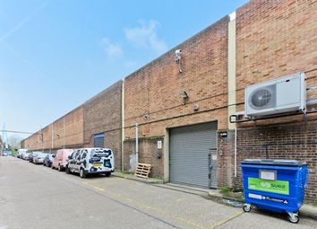 Thumbnail Light industrial to let in Unit E.02.B, 100 Clements Road, Bermondsey, London