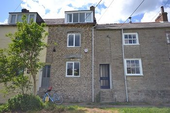 Thumbnail 2 bed cottage to rent in South Mill Lane, Bridport